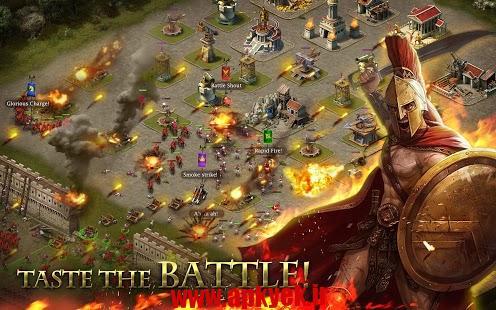 دانلود بازی محاصره امپراتوری Empire Siege 3.3.7 اندروید