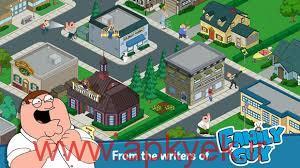 دانلود بازی ماجراجویی Family Guy The Quest for Stuff 1.14.0 اندروید مود شده