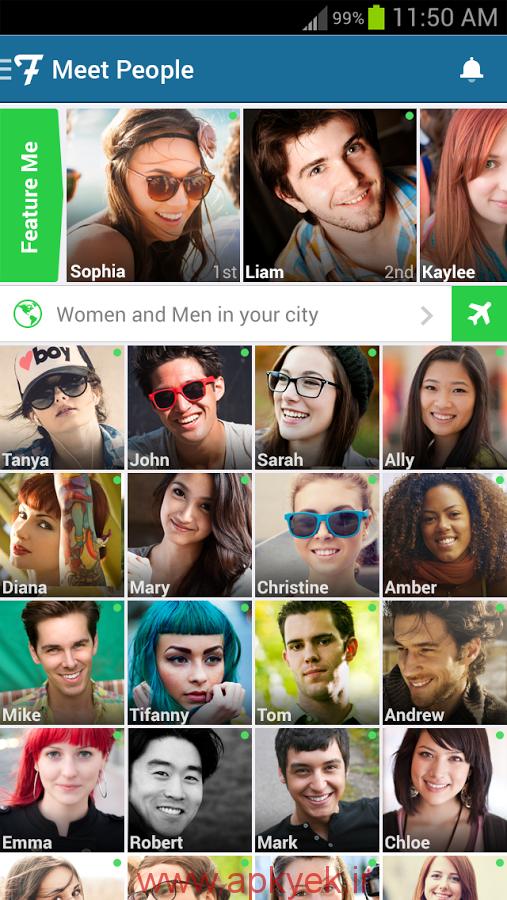 دانلود نرمافزار Flurv Chat v4.7.2 اندروید