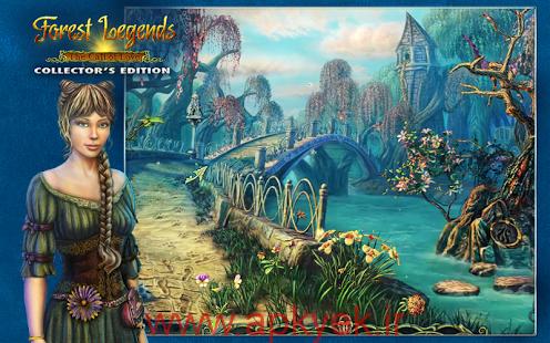 دانلود بازی افسانه جنگ اول Forest Legends 1.2 اندروید