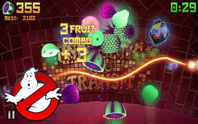 دانلود بازی برش میوه فروت نینجا Fruit Ninja 2.3.0 اندروید مود شده