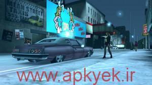 دانلود بازی سرقت بزرگ Grand Theft Auto III v1.6 اندروید