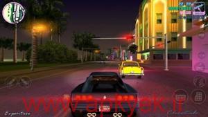 دانلود بازی جی تی ای دزدیدن ماشین Grand Theft Auto: Vice City 1.06 اندروید مود شده و پول بی نهایت