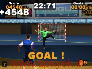 دانلود بازی هندبال Handball 7m Contest v1.0.0 اندروید