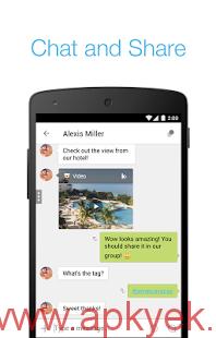 دانلود مسنجر Kik Messenger 8.0.0.188 اندروید
