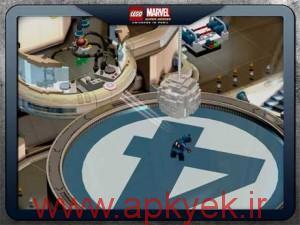دانلود بازی گرافیکی مارول قهرمان LEGO Marvel Super Heroes V1.06.1 اندروید مود شده