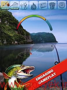 دانلود بازی ماهی گیری Let's Fish: Sport Fishing 2.200 اندروید