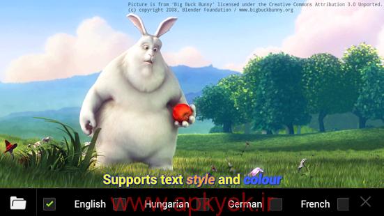 دانلود نرمافزار پچ کردن پلیر ام ایکس MX Player Pro 1.9.3 اندروید