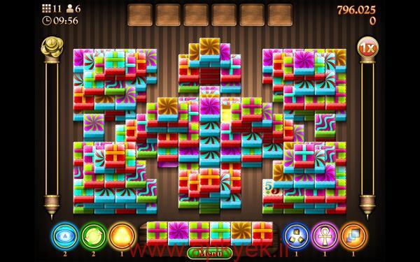 دانلود بازی پازلی Mahjong Venice Mystery Puzzle 1.4.8 اندروید نسخه کامل و مود شده