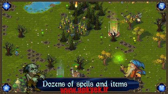 دانلود بازی مرز های شمالی Majesty Northern Expansion v1.5.23 اندروید