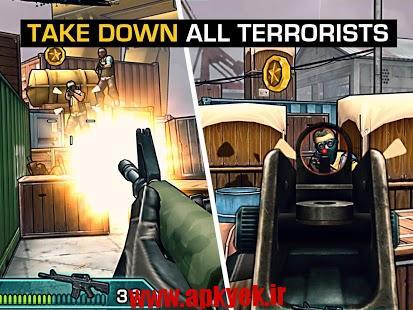 دانلود بازی اسلحه نامحدود Major GUN v3.2 اندروید