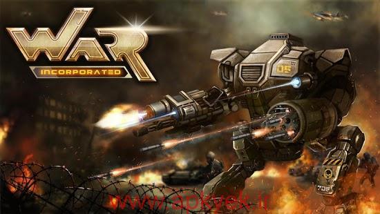 دانلود بازی جنگی Nations FURY v1.110 اندروید