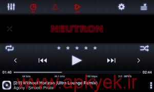 دانلود موزیک پلیر ﻧﻮﺗﺮﻭﻥ Neutron Music Player 1.81.0 اندروید