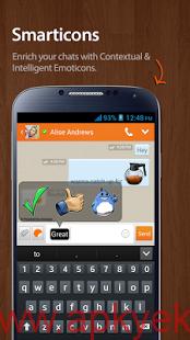 دانلود مسنجر نیماز Nimbuzz Messenger / Free Calls 3.5.0 اندروید