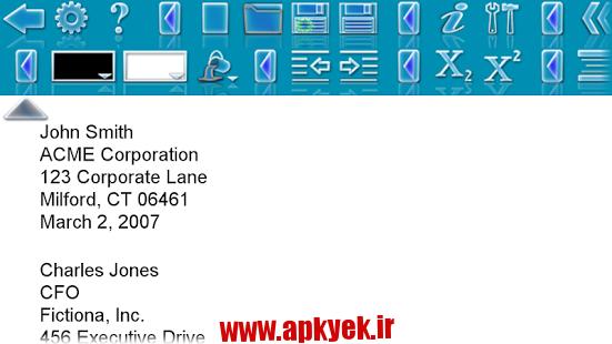دانلود نرمافزار آفیس حرفهای Office Pro v4.2 اندروید