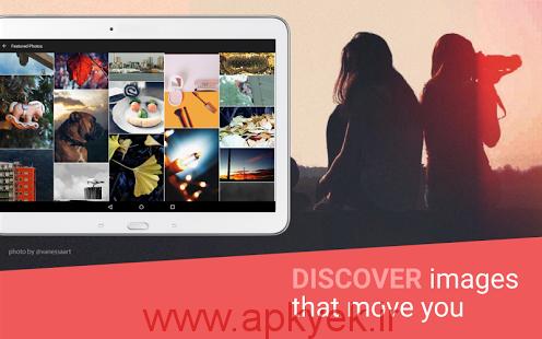 دانلود نرمافزار ویرایشگر حرفه ای تصاویر PicsArt – Photo Studio v5.14.4 اندروید