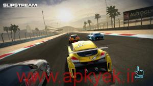 دانلود بازی گرافیکی مسابقه ماشین سواری Race Team Manager 2.0.1 اندروید مود شده پول بی نهایت