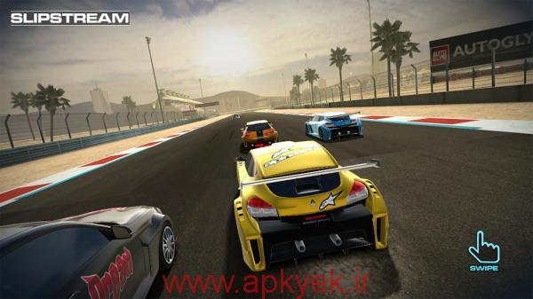 دانلود بازی گرافیکی مسابقه ماشین سواری Race Team Manager 2.1.5 اندروید مود شده پول بی نهایت