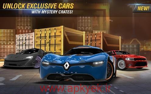 دانلود بازی ماشین جنگی Racing Rivals 4.3.0 اندروید مود شده