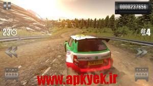 دانلود بازی مسابقه رالی Rally Racer Drift v1.51 اندروید