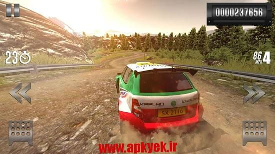 دانلود بازی مسابقه رالی Rally Racer Drift 1.2.6 اندروید