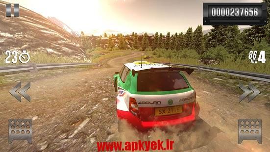 دانلود بازی مسابقه رالی Rally Racer Drift 1.2.6 اندروید