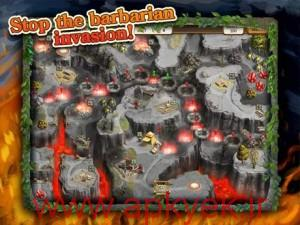 دانلود بازی استراتژیکی جاده روم Roads Of Rome 3 V1.0 اندروید