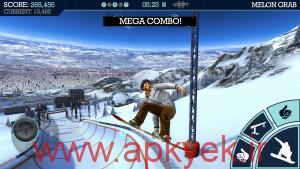 دانلود بازی اسنوبرد Snowboard Party 1.1.1 اندروید مود شده
