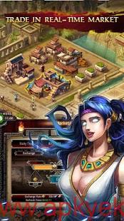 دانلود بازی امپراتوری پر افتخار Spartan Wars: Empire of Honor 1.4.0 اندروید