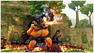 دانلود بازی اکشن Stormblades 1.1.3 اندروید مود شده و پول بینهایت