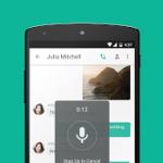 دانلود نرمافزار تماس رایگان Talkray - Free Calls and Text 2.34 اندروید