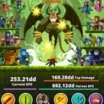 دانلود بازی Tap Titans 2.0.4 اندروید مود شده پول بی نهایت