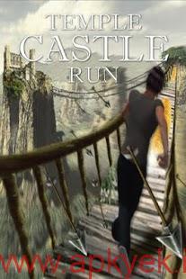 دانلود بازی فرار از معبد قلعه Temple Castle Run 1.3 اندروید