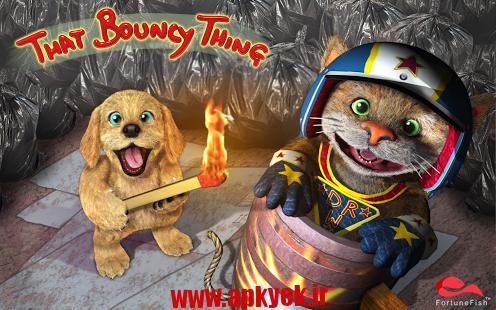 دانلود بازی That Bouncy Thing 1.1.0 اندروید