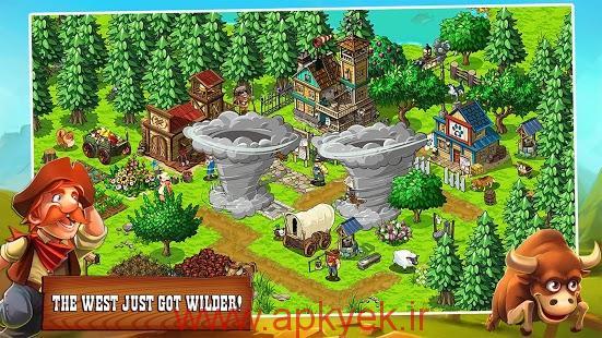 دانلود بازی The Oregon Trail: Settler 2.8.2d اندروید