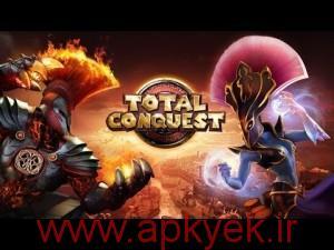دانلود بازی فتح دسته جمعی Total Conquest 1.9.0t اندروید