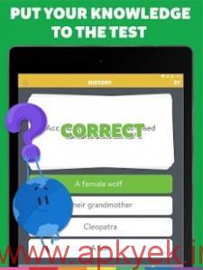دانلود بازی تراویا هک شده Trivia Crack 2.0 اندروید