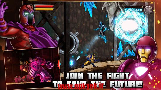 دانلود بازی ایکس من X-Men: Days of Future Past v1.0 build 110 اندروید