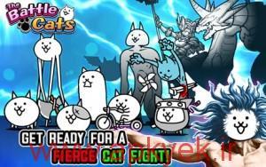 دانلود بازی نبرد گربه The Battle Cats v2.0.0 اندروید مود شده