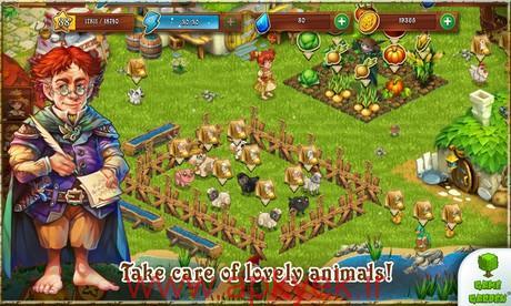 دانلود بازی Farmdale 2.0.0 اندروید مود شده