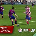 دانلود بازی فوتبال فیفا تیم بی نهایت FIFA 15 Ultimate Team 1.3.1 اندروید