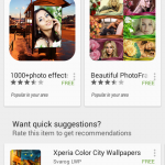 دانلود نرمافزار فروشگاه گوگل پلی Google Play Store v5.3.6 اندروید