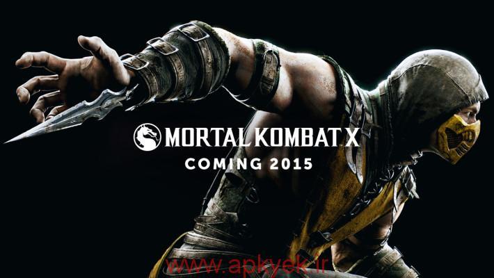 دانلود بازی مورتال کمبت ۱٫۴٫۰ Mortal Kombat X اندروید