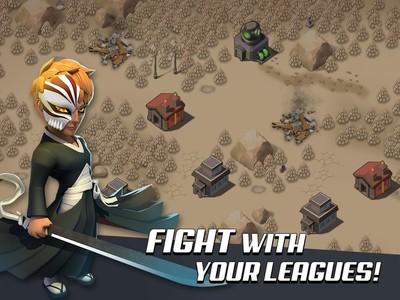 دانلود بازی درگیری زامبی Apoc Wars: Zombies Clash 2.0 اندروید