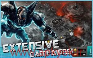 دانلود بازی استراتژیکی و اکشن Tyrant Unleashed v1.44.1 اندروید نسخه کامل
