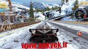 دانلود بازی گرافیکی مسابقه آدرنالین Adrenaline Racing: Hypercars 1.0.3 اندروید
