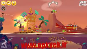 دانلود بازی فصل پرندگان خشمگین Angry Birds Seasons v5.1.0 اندروید مود شده