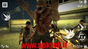 دانلود بازی اکشن و آنلاین ندای زامبی ها Call Of Battlefield: Online FPS 1.1 اندروید
