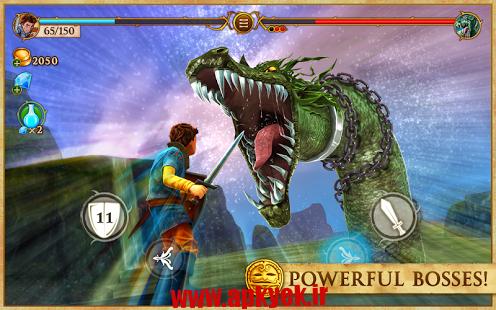 دانلود بازی جانور مهمان Beast Quest 1.2.1 اندروید