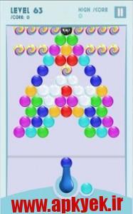 دانلود بازی پرتاب حباب Bubble Shooter Puzzles 1.0.3 اندروید